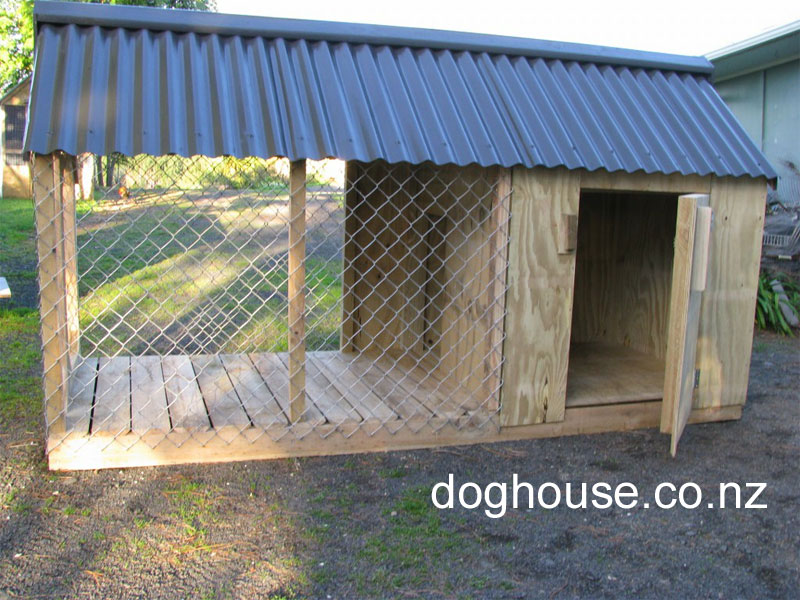 Backyard Dog Kennel Ideas : Dog House  Outdoor Dog & Puppy Houses, Kennels and Runs  Auckland